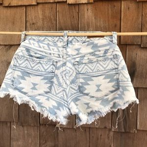 O'Neill light weight denim short